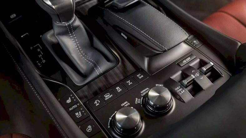 2019 Lexus Lx 570 7