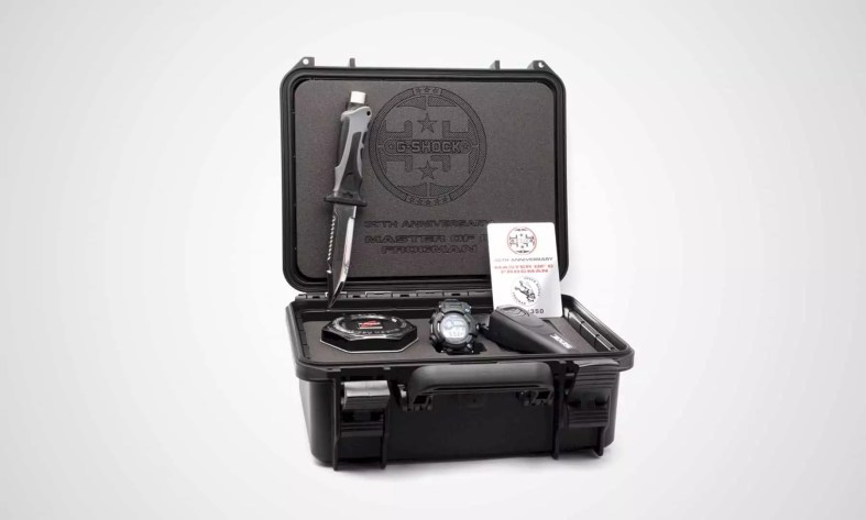 Casio G Shock Master Of G Frogman Gwf D1000b 1 Ltd 2