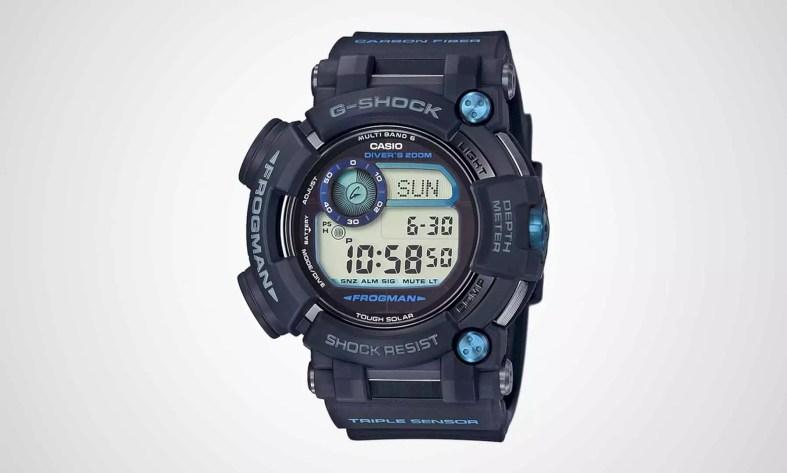 Casio G Shock Master Of G Frogman Gwf D1000b 1 Ltd 3