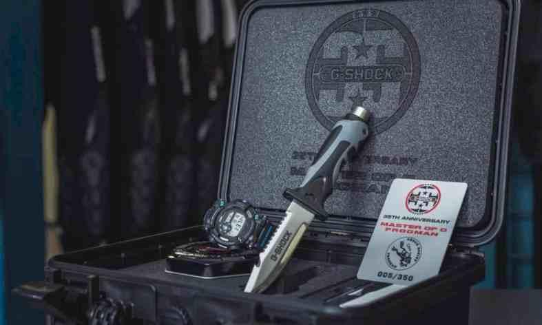 Casio G Shock Master Of G Frogman Gwf D1000b 1 Ltd 6