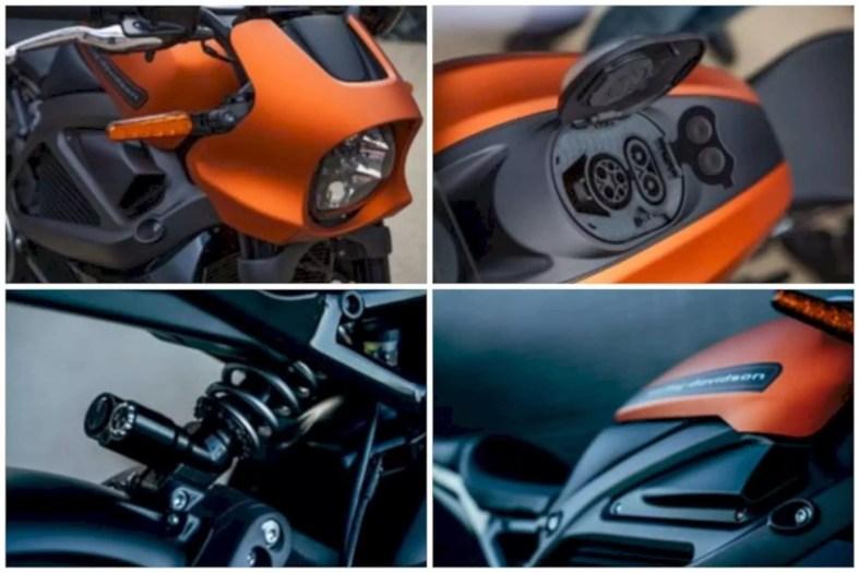 Harley Davidson Livewire 3