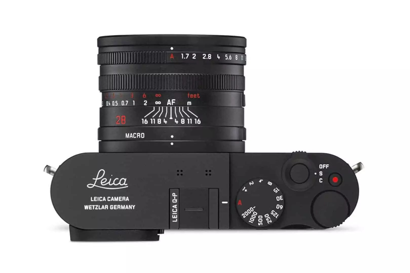 Leica Q-P: An artful statement of understatement
