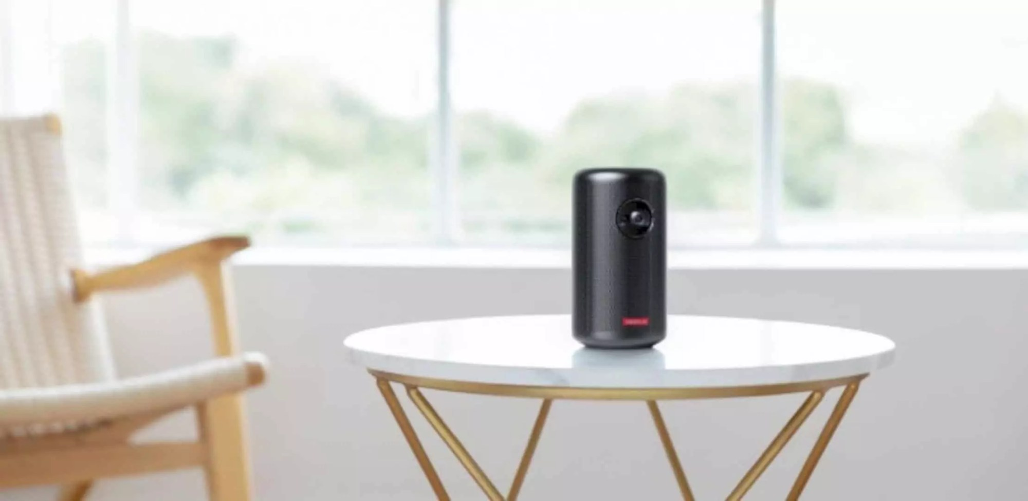Nebula Capsule II: World's First Android TV™ Pocket Cinema with Unlimited Entertainment