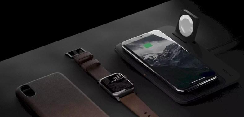Nomad Base Station Apple Watch Edition 8