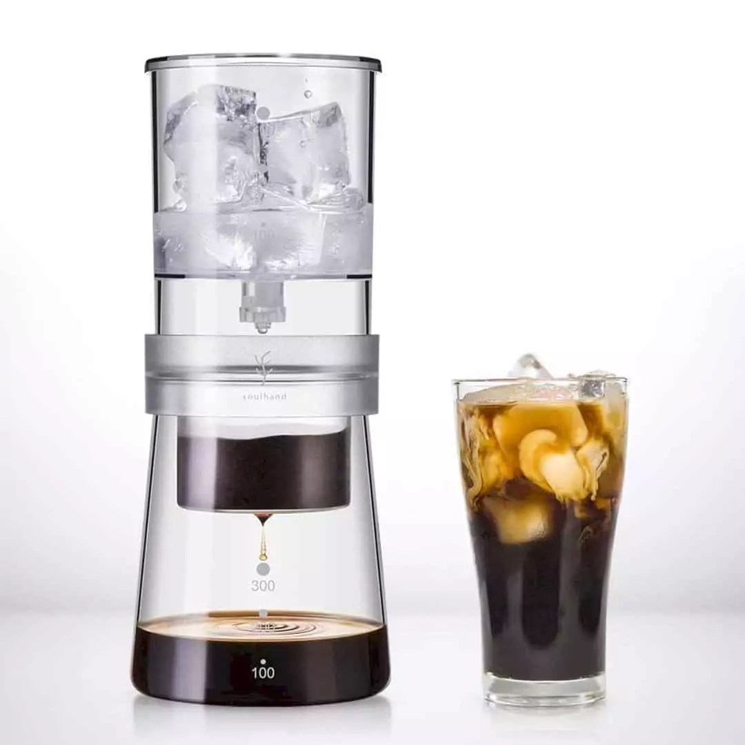 Soulhand Cold Brew Coffee Maker: A New Way of A Dutch Style Coffee