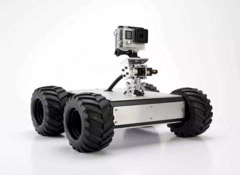 The Pan Tilt Minibot 3