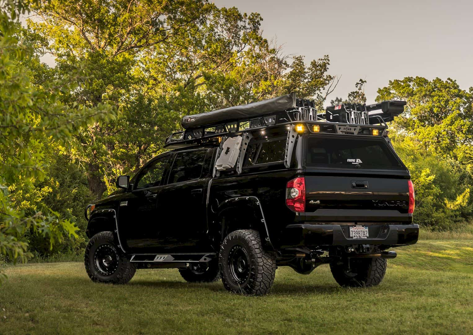 Toyota x Kevin Costner Tundra Platinum: Tailored for Work and Play in the Wild