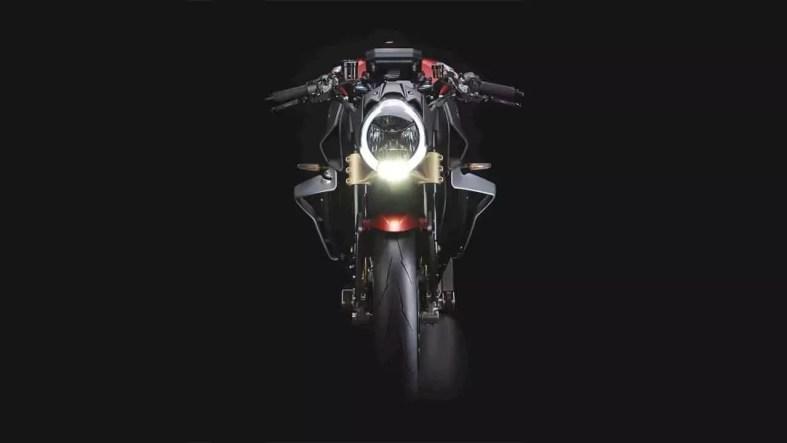 Mv Agusta Brutale 1000 Serie Oro 5