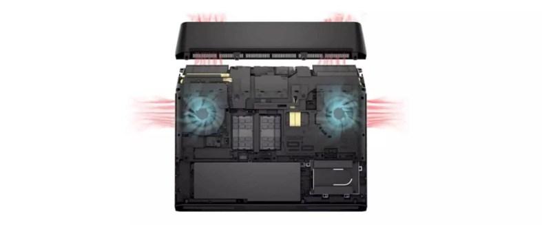New Alienware Area 51m Gaming Laptop 3