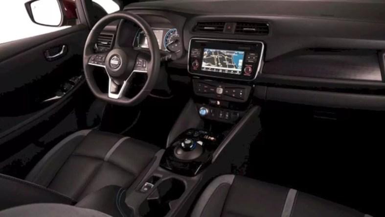 Nissan Leaf E 15