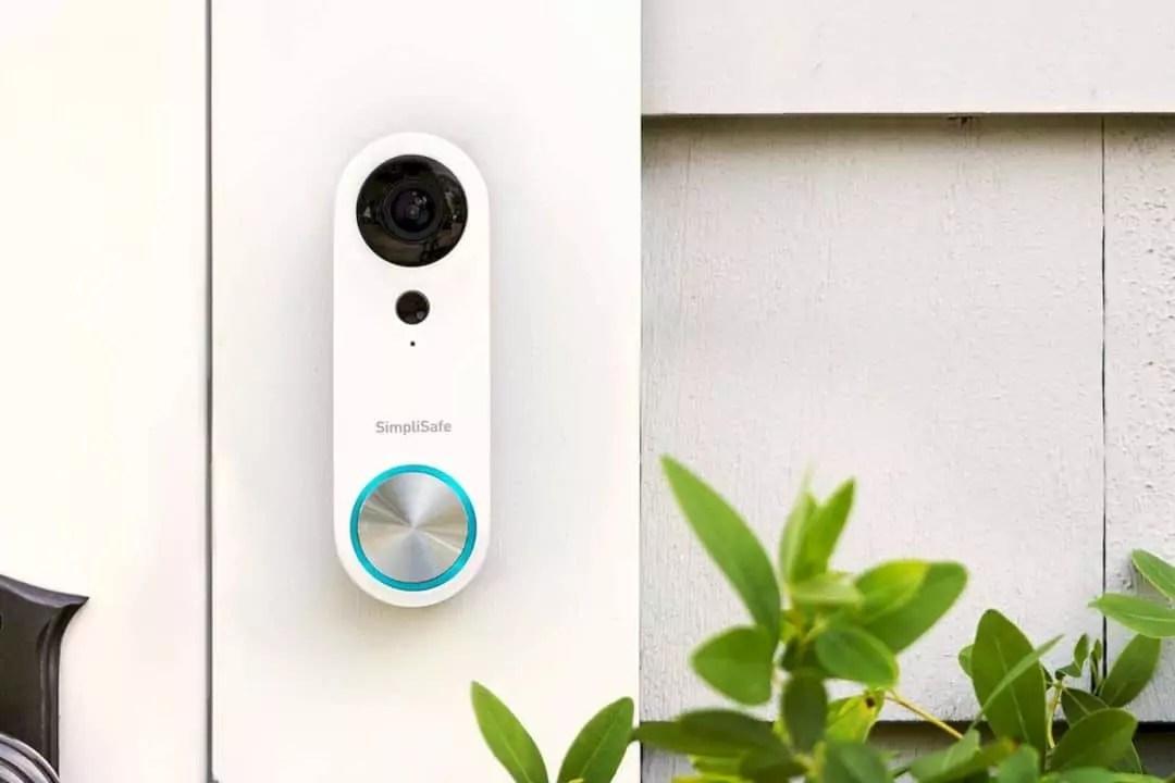 SimpliSafe Video Doorbell Pro: Always on the lookout