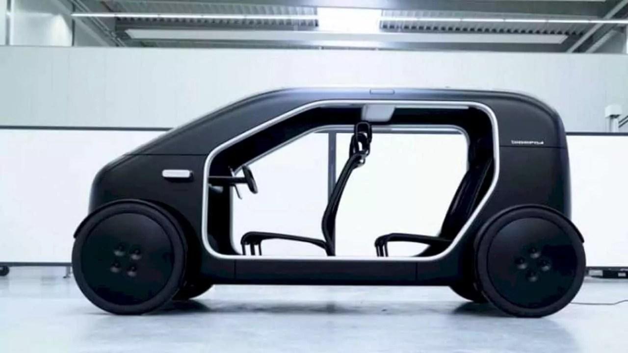 Biomega SIN: A paradigm shift in the way society imagines transportation.