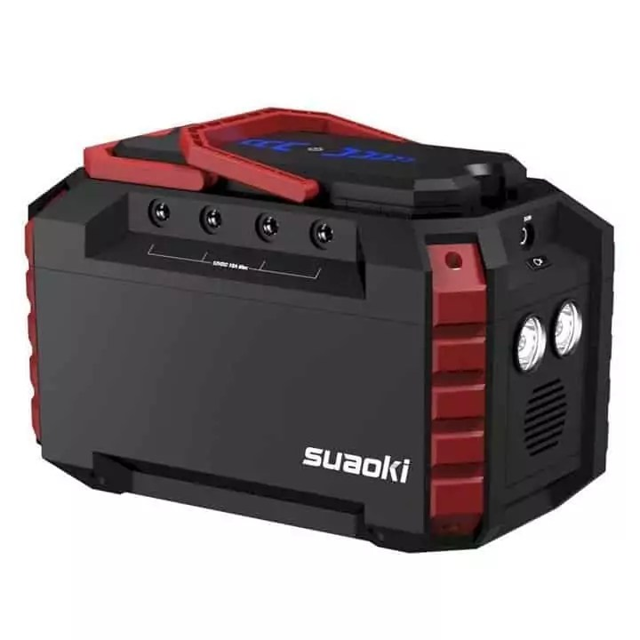 Suaoki S270 Portable Power Station 6