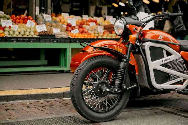 The Ural All Electric Prototype 1
