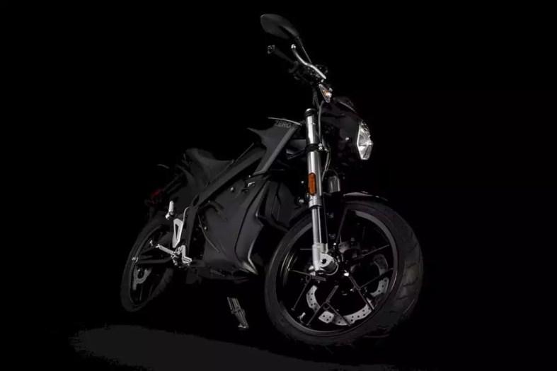 Zero S Electric Motorcycle 12