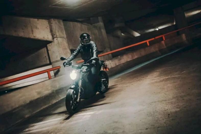 Zero S Electric Motorcycle 3