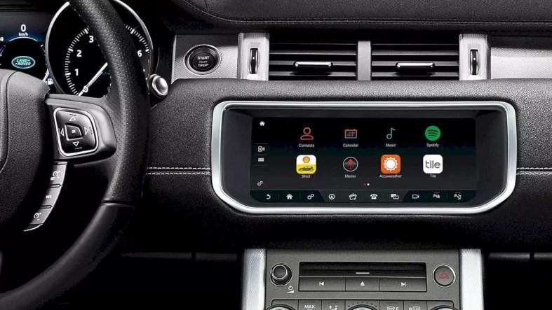 2019 Range Rover Evoque 4
