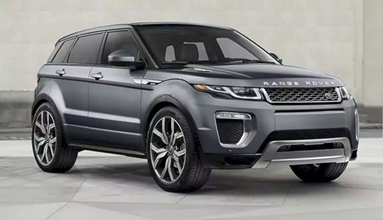 2019 Range Rover Evoque: The Epitome of Versatility and Technology