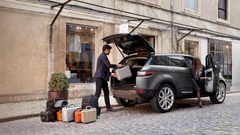 2019 Range Rover Evoque 8