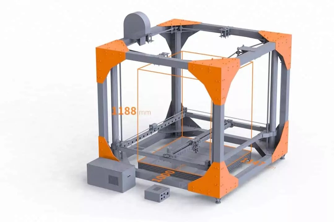 BigRep One: The Most Advanced Large-Scale Industrial 3D Printing Experience