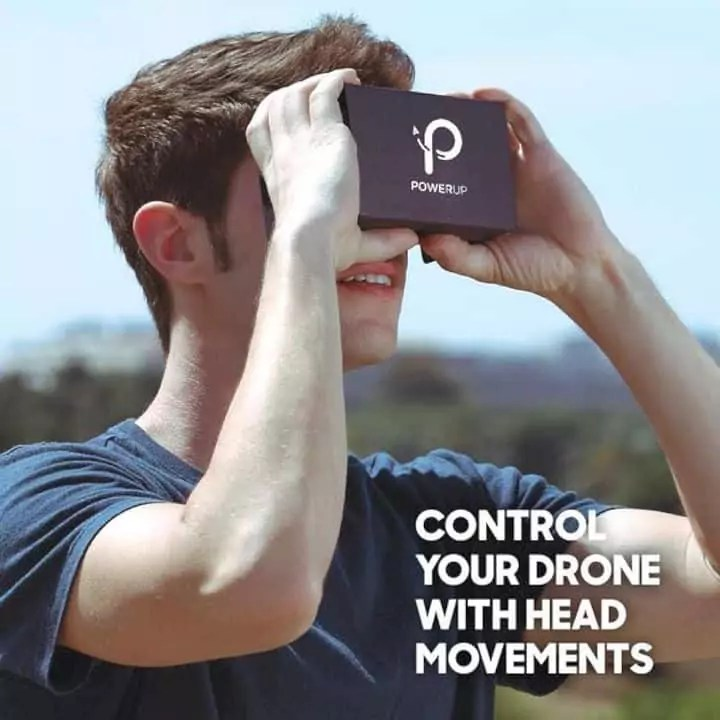 Powerup X Fpv Video Paper Airplane Kit 10
