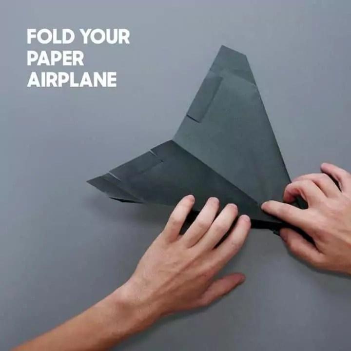 Powerup X Fpv Video Paper Airplane Kit 7