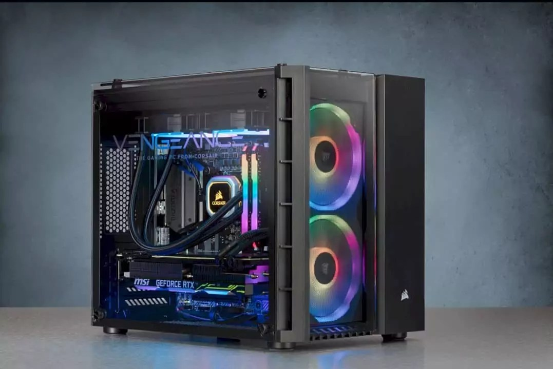 Corsair Vengeance 5180 Gaming PC: Step Up Your Game!