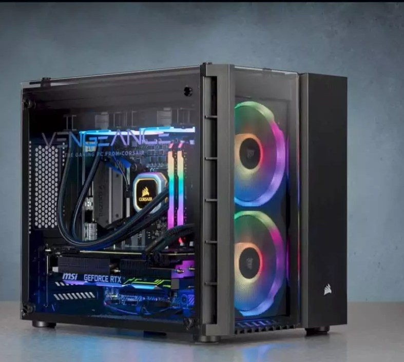Corsair Vengeance 5180 Gaming Pc 3