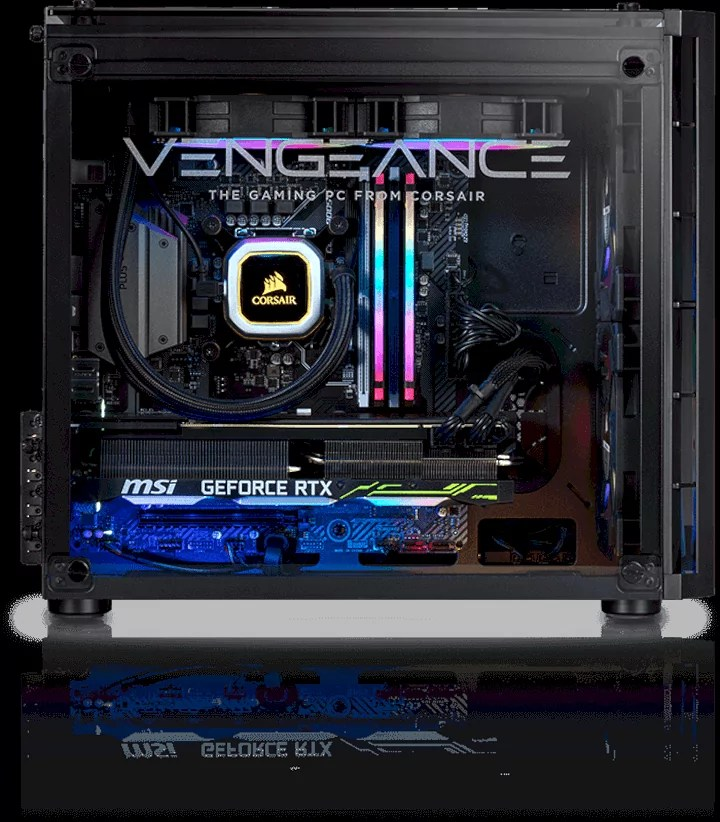 Corsair Vengeance 5180 Gaming Pc 5