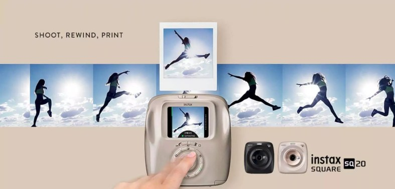 Fujifilm Instax Square Sq20 2