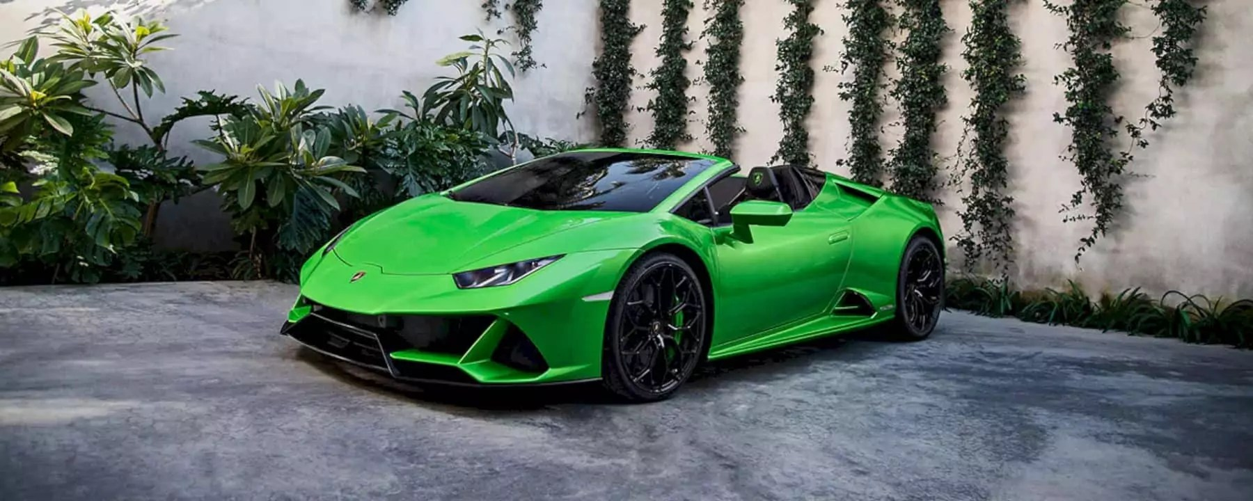 Lamborghini Huracan Evo Spyder: Every day Amplified!