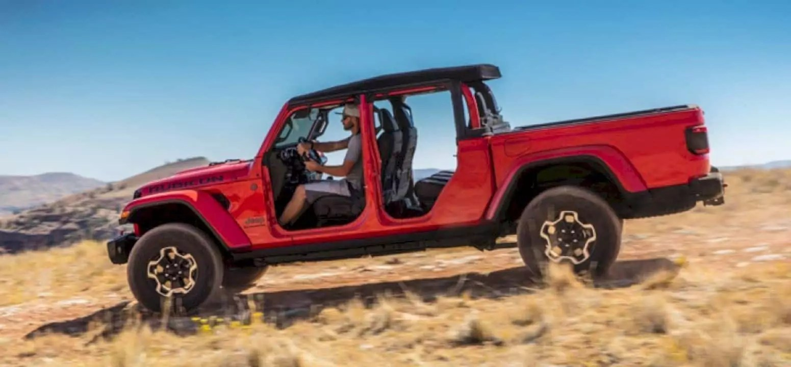 The All-New 2020 Jeep: Gladiator is Back