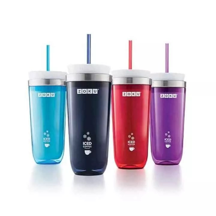 Zoku Iced Coffee Maker: Don't let ice dilute your favorite flavor