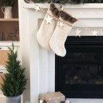 Diy Wood Bead Star Garland Festive Simple To Make And Inexpensive Too Design Loves Detail