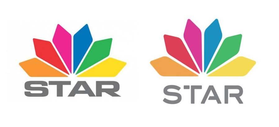 Ο παλιός (αριστερά) δίπλα στο νέο (δεξιά) λόγότυπο
