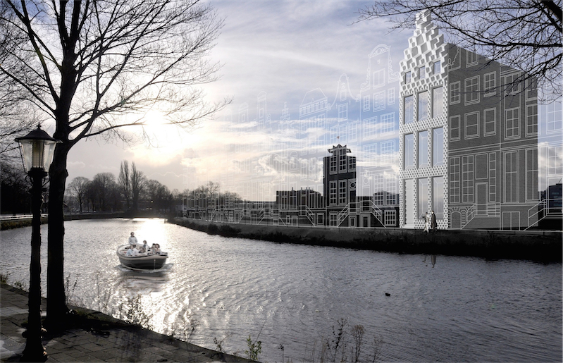 DUSArchitects_3D printed Canal House