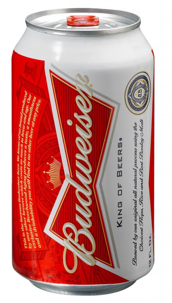 2011 Budweiser can by jkr