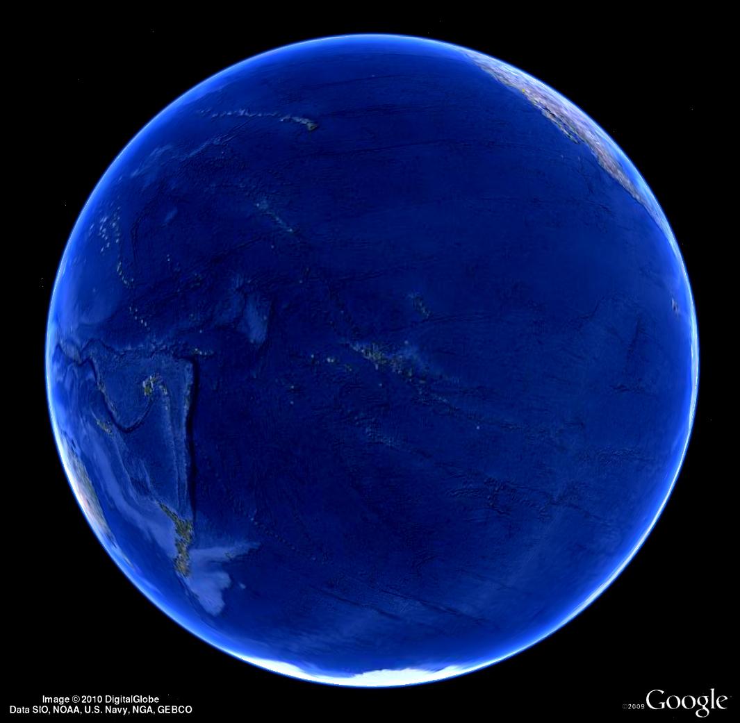 The Aquarium Of The Pacific Open Ocean Project