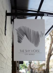 The Shy Horse Label