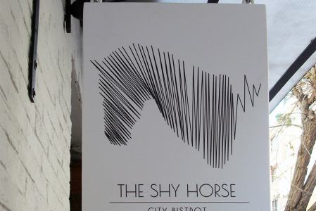 The Shy Horse | New bistrot in town