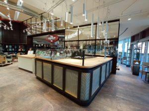 Restyling banco bar