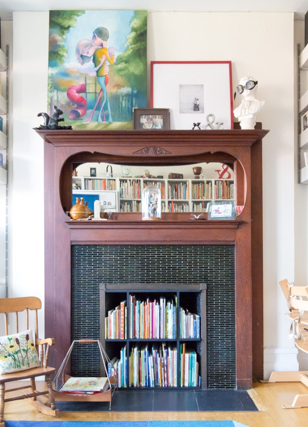 If You Ve Been Reading Design Mom For A While Might Recognize Caryn We Featured Her And Adorable Nyc Apartment On Living With Kids Of