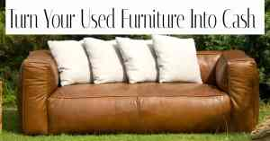Guide to Selling Used Furniture Online