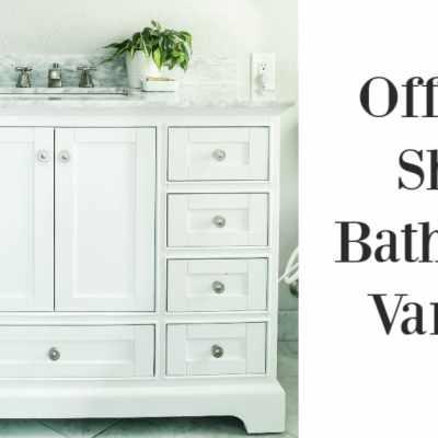 How to Buy Inexpensive Bathroom Vanities