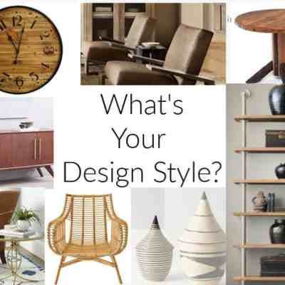 What Is Your Design Style?