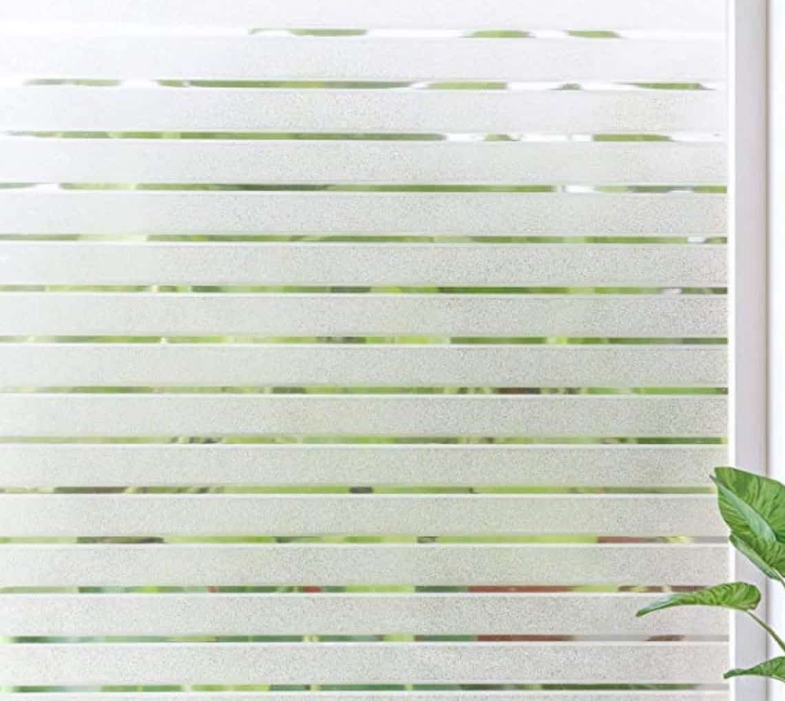 horizontal stripe film