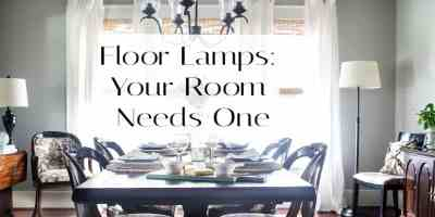 Why You Should Use Floor Lamps In Every Room