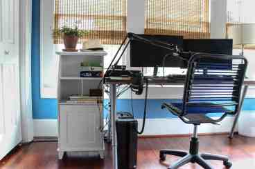 small computer room
