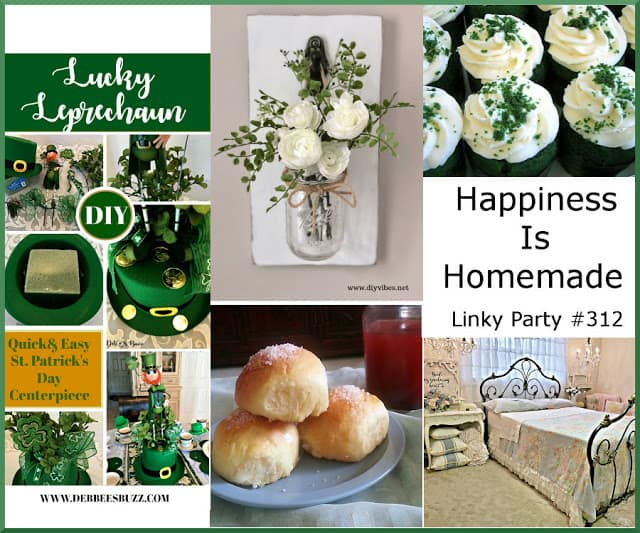 Happiness is Homemade – Ready for Spring