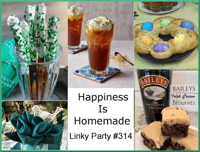 Welcome to Happiness is Homemade!